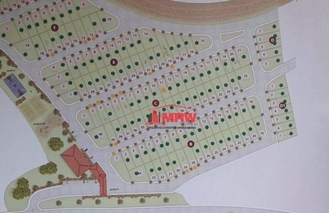 Terreno à venda, 788 m² por r$ 649.402 - condomínio bouganville - sorocaba/sp - Foto 3