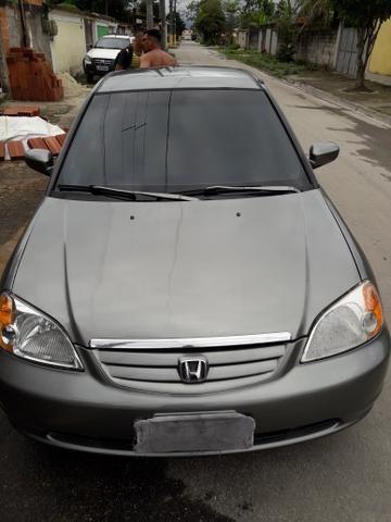 Vendo Honda Civic 2001 Completo Automático