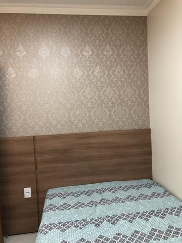 Apartamento 2 Qts de bom gosto, todo planejado no Cond. Veredas do Madeira