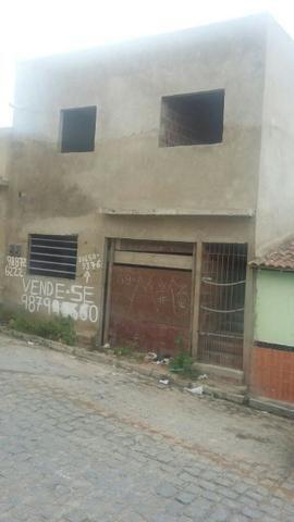 2 Casas semi prontas