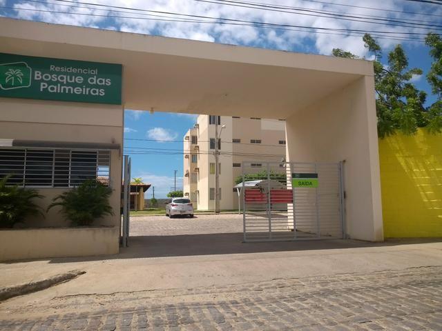 Vendo apartamento 2/4 no Residencial Parque das Palmeiras
