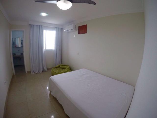 Apartamento aluguel temporada-4Q-piscina/sauna -peracanga/bacutia-guarapari- semana santa