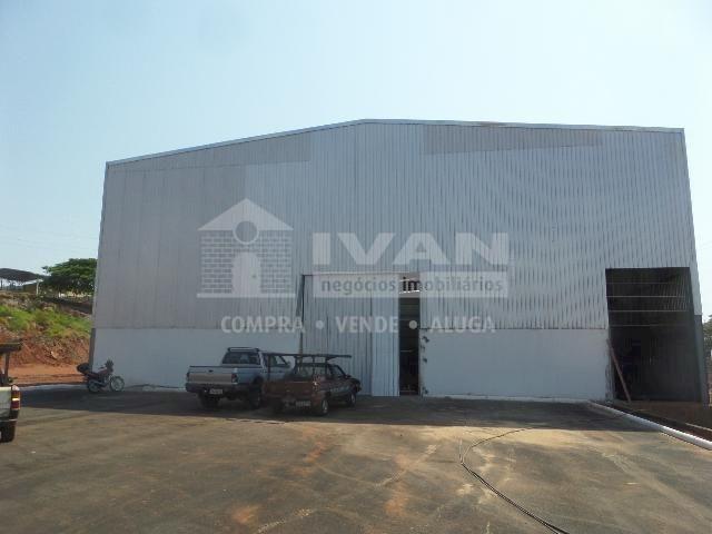 Galpão/depósito/armazém para alugar em Distrito industrial, Uberlândia cod:638781 - Foto 2