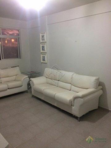 Apartamento à venda com 3 dormitórios em Camboinha, Cabedelo cod:V734 - Foto 5