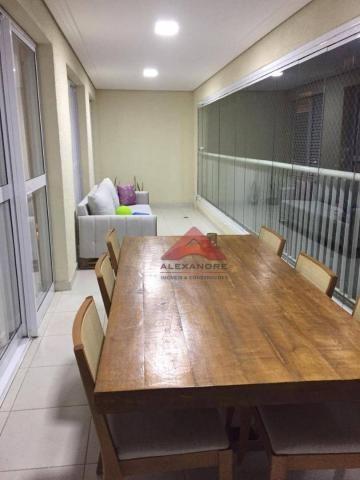 Apartamento com 4 dormitórios à venda, 156 m² por r$ 850.000 - jardim das indústrias - são - Foto 14