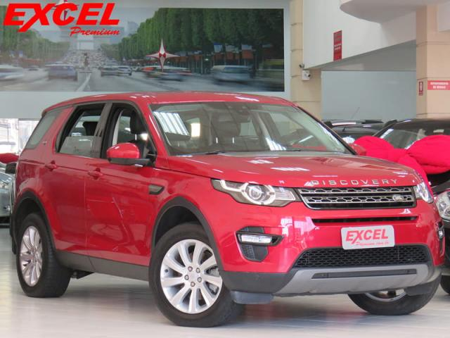 LAND ROVER DISCOVERY SPORT TD4 SE 2016 - Foto 16