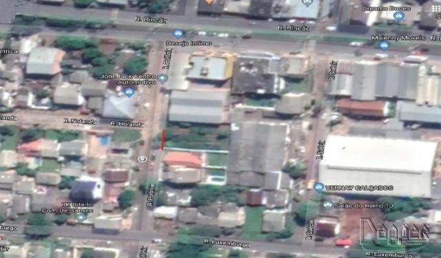 Terreno à venda em Petrópolis, Novo hamburgo cod:17343