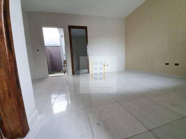 Casa de esquina à venda, 34 m² - tatuquara - curitiba/pr - Foto 10