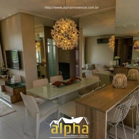 Apartamento Alto Padrão - Cambeba Hà 500 metros da Washington Soares - Entrada Facilitada - Foto 8