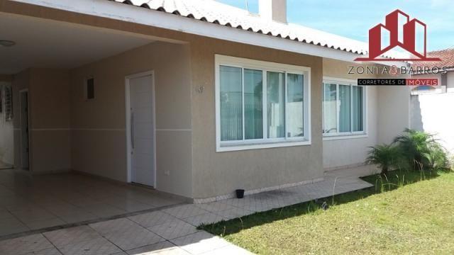 Casa à venda com 3 dormitórios em Nações, Fazenda rio grande cod:CA00099 - Foto 2