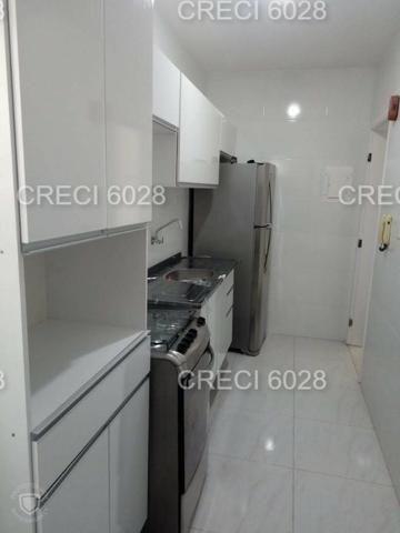 Apartamento Mobiliado 2 Quartos para Aluguel no Costa Azul - Foto 5