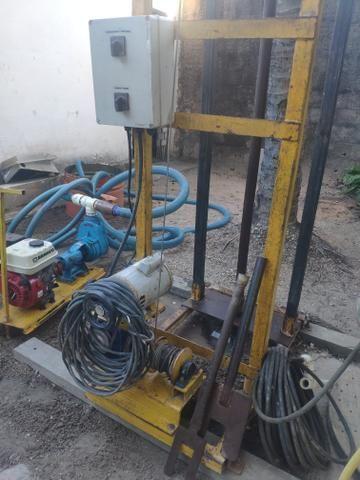 Perfurador de poço completo - Foto 5