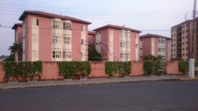 Apartamento à venda com 1 dormitórios em Jardim bela vista, Jaboticabal cod:V995