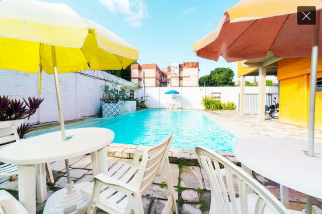 Mini estúdios e suítes mobiliadas individual em boa viagem c/ piscina - Foto 9