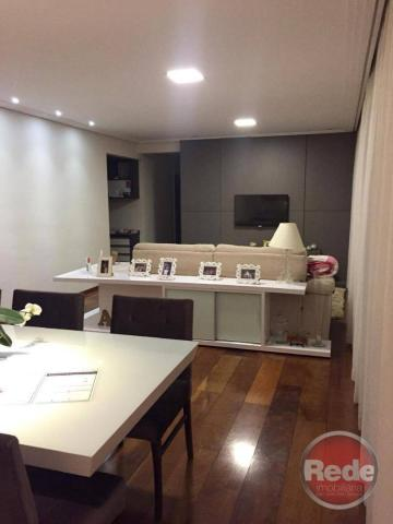 Apartamento com 4 dormitórios à venda, 156 m² por r$ 850.000 - jardim das indústrias - são - Foto 13