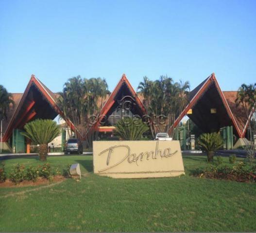 Terreno à venda em Parque residencial damha i, Sao jose do rio preto cod:V4101