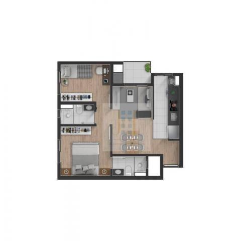Apartamento com 2 dormitórios à venda, 93 m²- boa vista - curitiba/pr - Foto 14