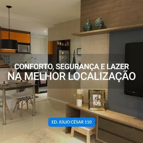 Apartamento Damas Condomínio Julio Cesar,03 Quartos,Piscina Promo Ago Registro+Itbi Gratis - Foto 2
