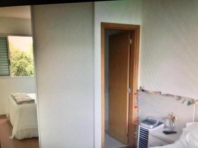 Apartamento 4 quartos revertido em 3, armários, elevador, 2 vagas, lazer e ótima localizaç - Foto 12