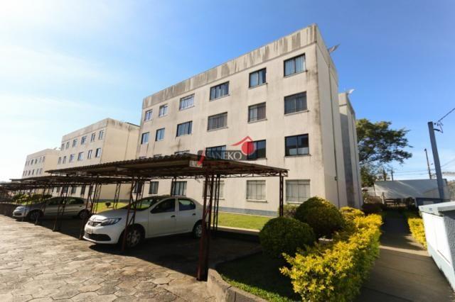 8287 | apartamento à venda com 3 quartos em santa cruz, guarapuava - Foto 2