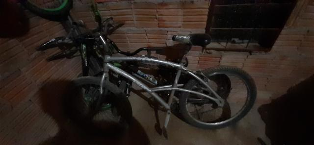 Vendo bicicleta de alumínio - Foto 3