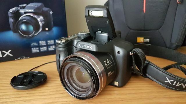 Câmera Panasonic Lumix Superzoom Fz45 - Foto 6