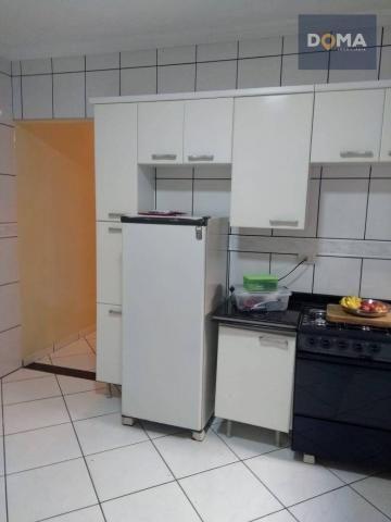 Casa com 2 dormitórios à venda, 156 m² por r$ 270.000 - parque fabrício - nova odessa/sp - Foto 9