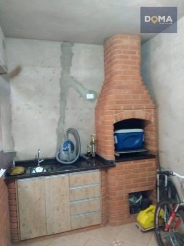 Casa com 2 dormitórios à venda, 156 m² por r$ 270.000 - parque fabrício - nova odessa/sp - Foto 15