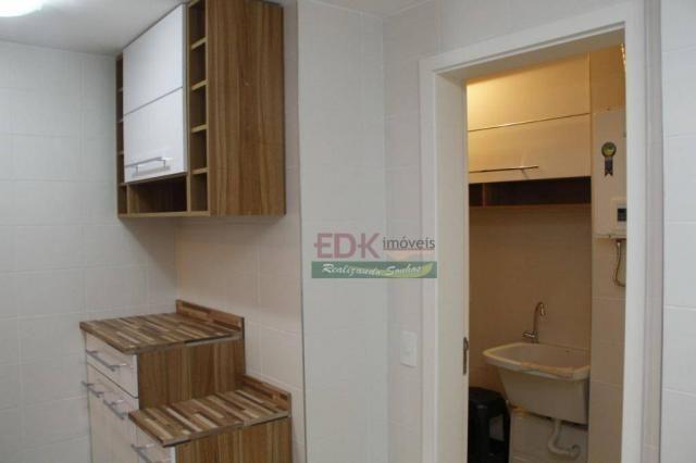 Apartamento com 2 dormitórios à venda, 90 m² por r$ 519.400 - royal park - são josé dos ca - Foto 9