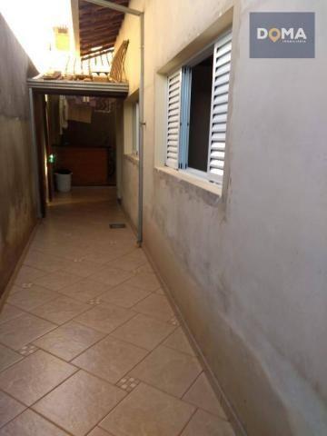 Casa com 2 dormitórios à venda, 156 m² por r$ 270.000 - parque fabrício - nova odessa/sp - Foto 14