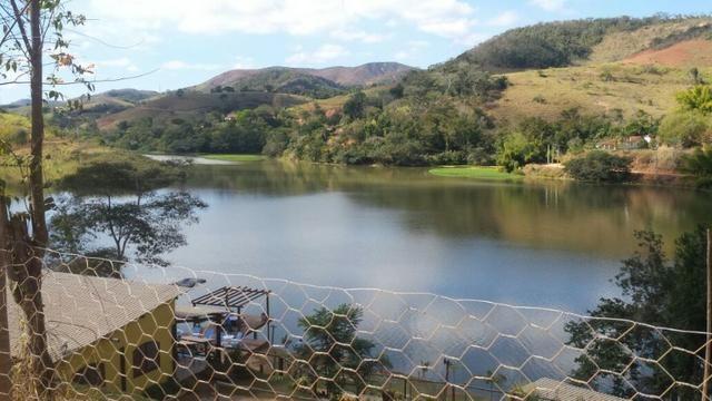 Areal/RJ - Terreno com vista para o lago em Condomínio - Foto 6