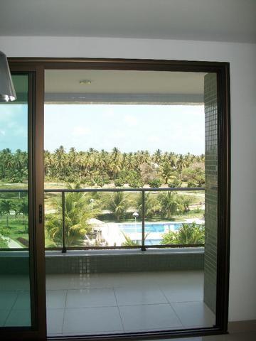 BF - Apartamento de luxo no Paiva! 2 suítes com 112m²! De frente a piscina - Foto 3