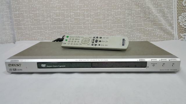 DVD sony dvp-ns50p