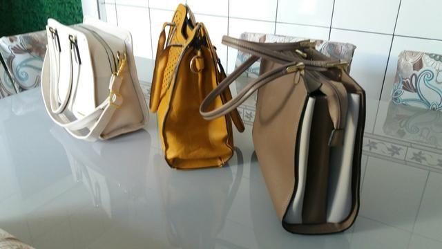 Vendo bolsas novíssimas
