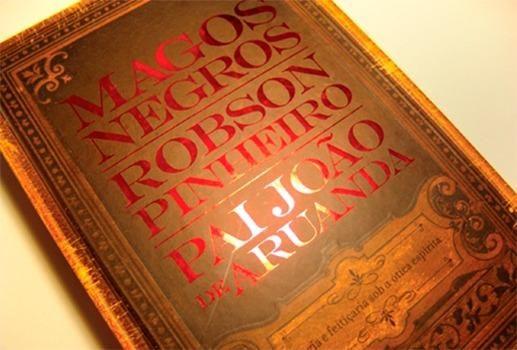 Livro Magos Negros - Robson Pinheiros - Foto 2