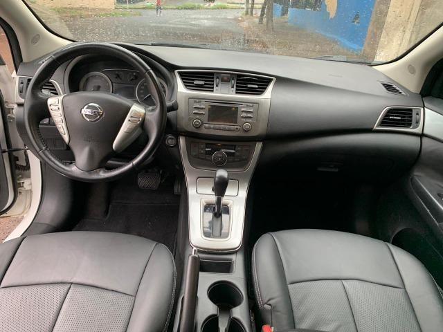 Nissan sentra 2013/2014 sv flex automático - Foto 6