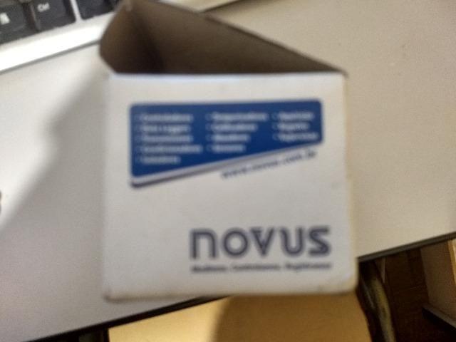 Controlador Processo N1100 100-240vca C/ Rs485 Novus - Foto 3