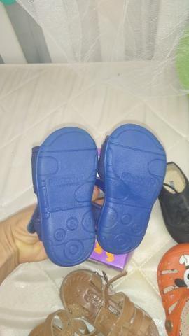 Lote de sapatos de menino - Foto 6