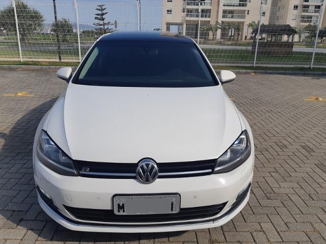 VW Golf Highline 1.4 TSI - com Teto Solar - pacote premium - Aceito Troca - Foto 3