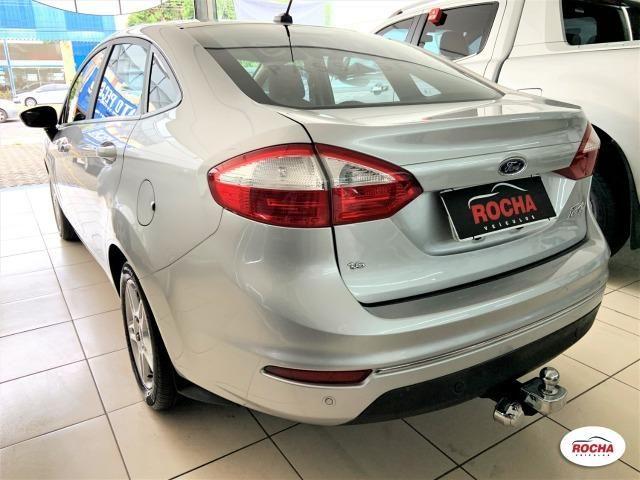 New Fiesta Sed 1.6 Sel Aut - Top - Ipva 2020 Pago - Garantia Ford - Leia o Anuncio! - Foto 4