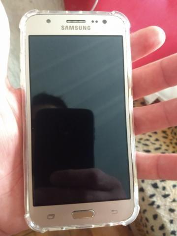 Samsung J5 16giga capinha e pelicula - Foto 2