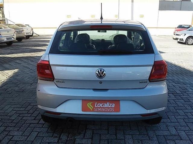 VOLKSWAGEN GOL 2018/2019 1.6 MSI TOTALFLEX 4P MANUAL - Foto 2