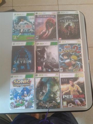 Xbox 360 Arcade 120GB com caixa original, destravado - Foto 6