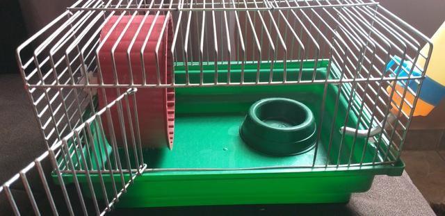 Gaiola para Hamster simples - Foto 3