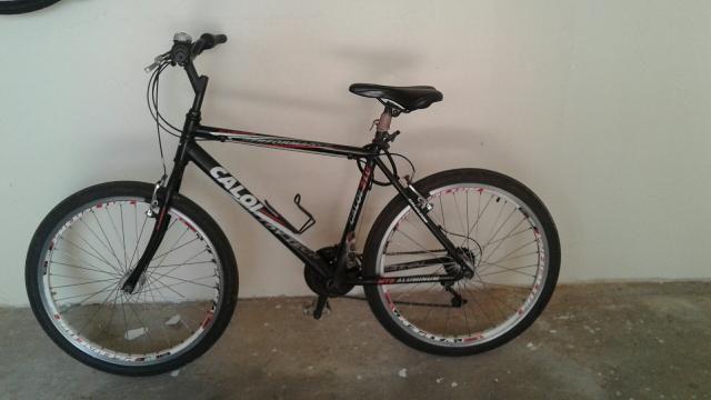 Vendo Bicicleta Caloi - Foto 3