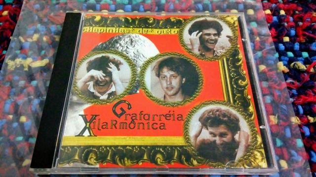 CD Graforréia Xilarmônica - Chapinhas De Ouro