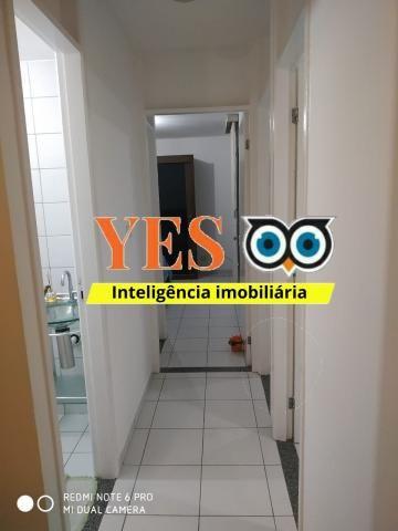 Yes imob - apartamento mobiliado para locação, muchila, feira de santana, 3 dormitórios se - Foto 6