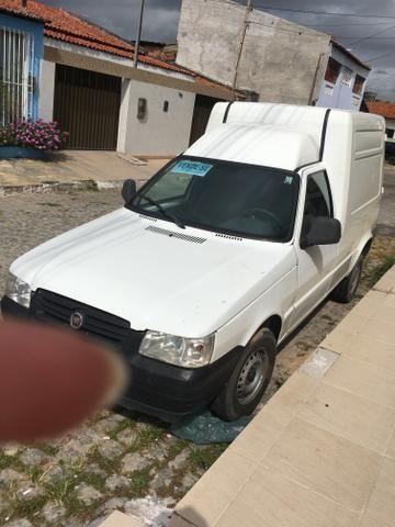 ACEITO CARTÃO Vende-se fiorino 2012 com gnv no documento