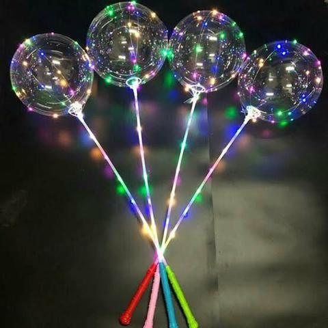 Balões de led 15,00$ - Foto 2