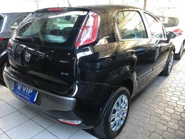 Fiat punto - 2013/2014 1.6 essence 16v flex 4p automatizado - Foto 5